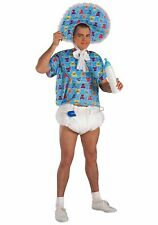 Adult Baby Boomer Costume