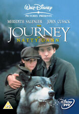 THE JOURNEY OF NATTY GANN JOHN CUSACK MEREDITH SALENGER WALT DISNEY UK DVD NEW