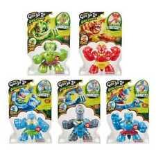 Moose Toys Heroes of Goo Jit Zu Dino Power Hero Pack, Pick Your Pack, Nib Vhtf