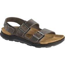 Birkenstock Adventure Crosstown Milano Leather Sandal EU 43 IRON~