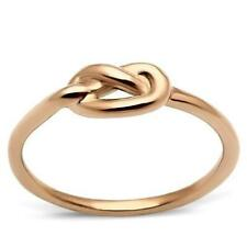 Unbranded Rose Gold Plated Journey Costume Rings