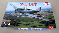 Yakovlev Yak-18T 'Aeroflot' Soviet Aircraft (PE parts) 1/72 Amodel  # 72303 NEW!