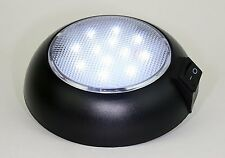 Battery Powered LED Dome Light - Magnetic or Fixed Mount - 120 Lumen - AAA cells