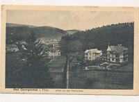 Ak, Bad Georgenthal in Thüringen, Villen an der Harzwiese (G)19427