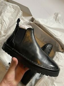 Marsell Womens Sancrispa Short Chelsea Boot Made In Italy Size 38