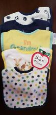 New listing Cotton Baby Bibs and Burp Cloth