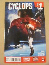 Cyclops #1 Marvel Comics 2014 Series 9.6 Near Mint+