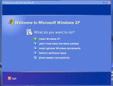 Microsoft Windows XP Professional SP2 32-Bit INSTALL/REPAIR/ Digital* CD!