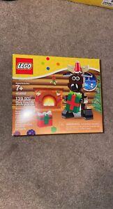 New Lego Christmas Reindeer 40092