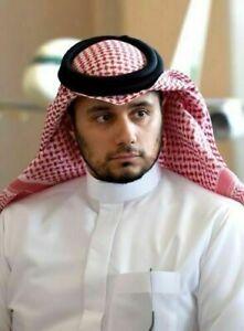 High Quality Black Igal Agal Saudi Emrati UAE Gulf Head Ring Mens Sheikh