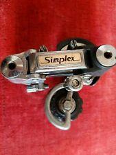 Vintage Rear  Drailleur Arrière Simplex Gold /0301-1-1605