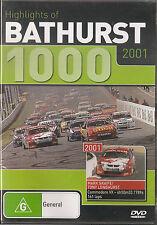 Highlights Of Bathurst 1000 - 2001 (DVD, 2006)