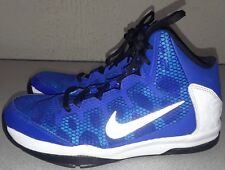 PRE-OWNED BOYS NIKE WITHOUT A DOUBT BASKETBALL SNEAKERS SIZE 5Y