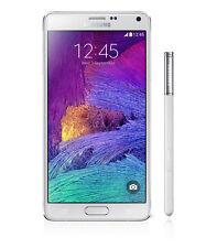 Samsung Galaxy Note 4 SM-N910F - 32GB - White (O2) Smartphone