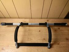 Golds Gym Doorway Multi Grip Pull-Up Bar - Home Gym Equipment