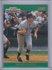 MICKEY MANTLE 1992 Score Franchise #2 (C3965)