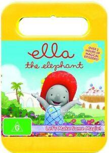 Ella The Elephant - Let's Make Some Magic : Vol 4 (DVD, 2014)
