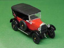 Fiat 501 Torpedo 1919 Rio 1:43 N°4 Oldtimer Modellfahrzeug Modellauto
