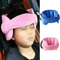 Seat Pillow Trolleys Child Head Neck Support Baby Car Adjustable Kid Neck Care