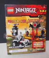 Lego Ninjago: Masters of Spinjitzu Brickmaster Set DK Sealed