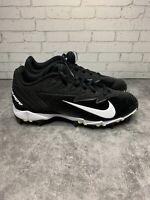Nike Vapor Ultrafly Keystone Men's Baseball Cleats Size 7 Black 852688-010