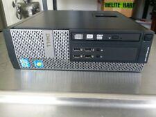 Dell Optiplex 990 SFF Intel i5 vPro 3.30GHz 8GB, 500GB HDD Win 10 Pro, DVD/RW