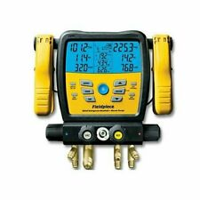 Fieldpiece Sm480v Wireless 4 Port Sman Refrigerant Manifold And Micron Gauge