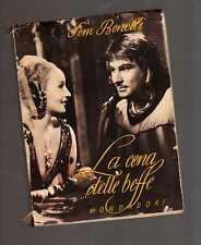 sem benelli - la cena delle beffe - altra edizione -  1942