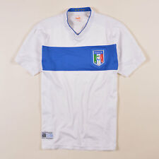 Puma Herren T-Shirt Shirt Classic Gr.M Italy Italia Italien Weiß, 41896