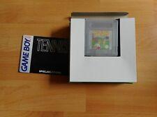 Nintendo Game Boy Tennis / Tennis total?! / Spiel / OVP / 90er Jahre