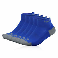 Higher State Unisex Freedom Running Sock Blue Grey Sports Breathable Lightweight
