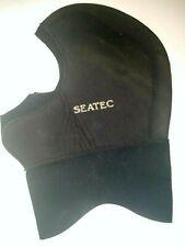 seatec drysuit hood for scuba diving