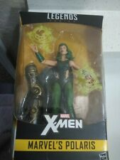 Marvel Legends Series X-men Polaris BAF Warlock 6in Action Unopened