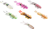 Chasebaits The Ultimate Squid 150/200/300 Saltwater Big Game Fishing Soft Lure