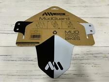 All Mountain Style Ams Mud Guard Black and White