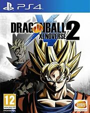 DRAGON BALL XENOVERSE 2 PS4 ESPAÑOL NUEVO PRECINTADO CASTELLANO ESPAÑOL