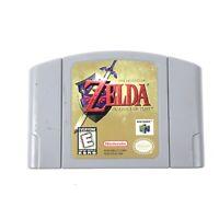 Zelda Ocarina of Time - N64 Nintendo 64