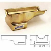 CANTON 15-710 Street/Strip Wet Sump Oil Pan For Ford 351 Cleveland