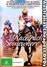 A Racetrack Somewhere DVD NEW, FREE POSTAGE WITHIN AUSTRALIA REGION ALL