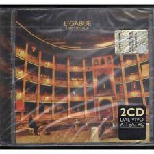 Ligabue 2 CD Giro D'Italia / WEA 505 0466957 825 Sigillato