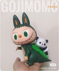 Pop Mart How2work The Monsters Kasing Lung Gojimomo Panda Labubu Zimomo Vinyl