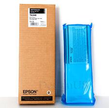 EPSON Matte Black T6368 Pro 7890/7900/9700/9890/9900 ink 700ml - New 12/2016