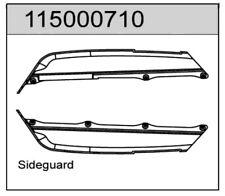 Ansmann Racing Side Guard / Sideguard For X8 115000710
