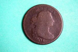 ESTATE FIND 1805 - Draped Bust Half Cent!!  #J21381