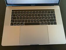 "Apple MacBook Pro 15,4"" (256GB, i7-7700HQ 2.8GHz, 16GB RAM) OVP – ACCU IST NEU"