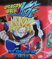 dragon ball  Z scouter elite visor  + 1 box with 32 trading  cards