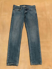 "Hollister Jeans Skinny Fit para hombre Talla 30"" cintura, 30"" Leg Buenas Condiciones"