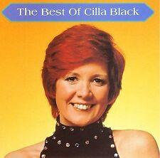 CILLA BLACK - The Best Of Cilla Black CD 1991 EMI Australia Excellent Condition!