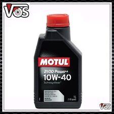OLIO MOTORE AUTO MOTUL 2100 POWER + 10W40 TECHNOSYNTHESE 5 LITRI LT ACEA A3