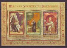 HUNGARY - 2018. Hungarian Saints and Blesseds VI. spec. gold coloured S/S - MNH